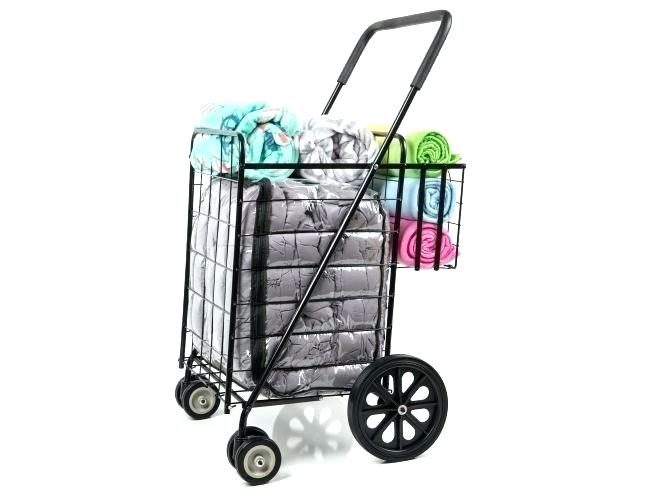 Folding Shopping Carts: Shop With Satisfaction