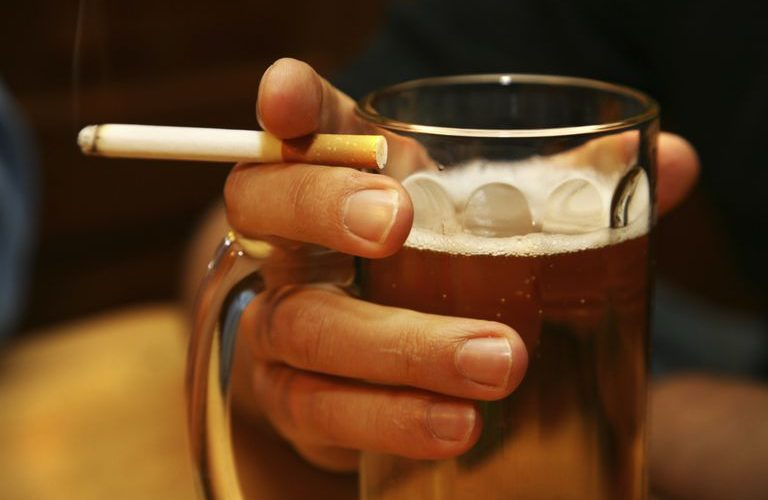 Alcohol and Smoke Affected For Your Health