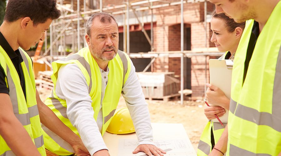 Construction Companies – They Behind your building