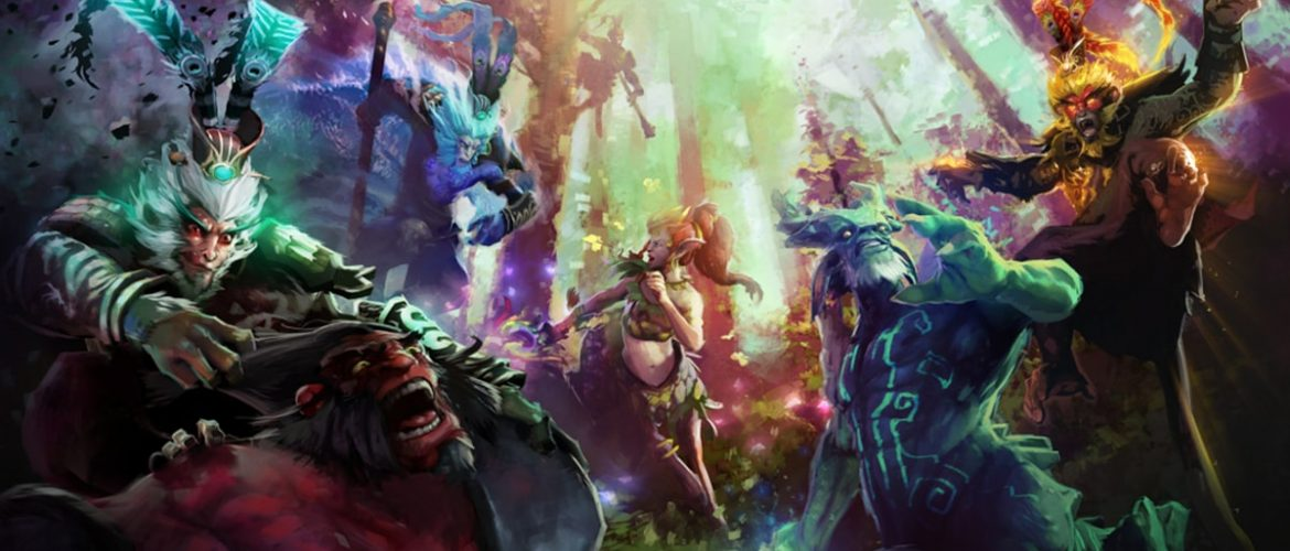 Best Dota 2 Heroes for Newbies