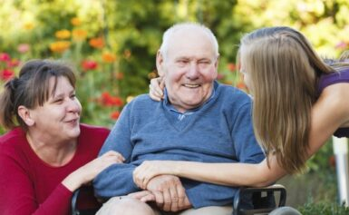 Getting Distant Family Members the Help They Need