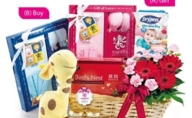 Best Baby Shower Gifts Singapore
