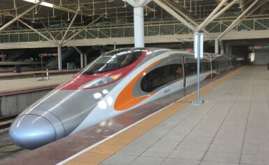 Benefits Of High Speed Rail For The United States