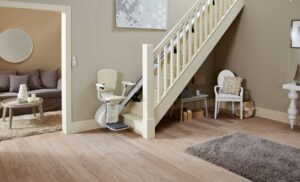 Become More Independent with the Help of a Stair Lift